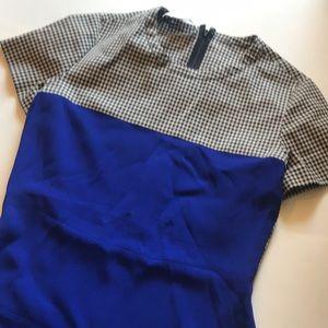 STELLA MCCARTNEY HOUNDSTOOTH DRESS